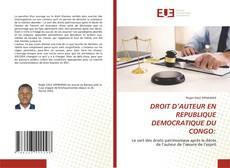 Bookcover of DROIT D'AUTEUR EN REPUBLIQUE DEMOCRATIQUE DU CONGO: