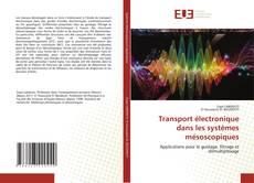 Bookcover of Transport électronique dans les systèmes mésoscopiques