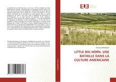 Copertina di LITTLE BIG HORN, UNE BATAILLE DANS LA CULTURE AMERICAINE