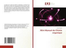 Bookcover of Mini-Manuel de Chimie organique