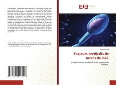 Bookcover of Facteurs prédictifs de succès de l'IAC