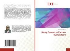 Portada del libro de Henry Dunant et l'action humanitaire