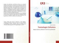 Обложка Toxicologie Cellulaire