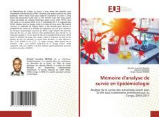 Borítókép a  Mémoire d'analyse de survie en Epidémiologie - hoz