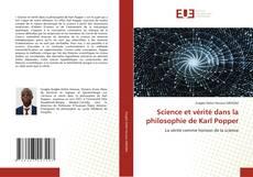 Copertina di Science et vérité dans la philosophie de Karl Popper