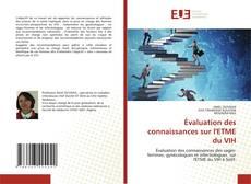 Copertina di Évaluation des connaissances sur l'ETME du VIH