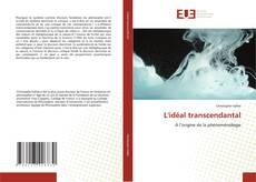 Bookcover of L'idéal transcendantal
