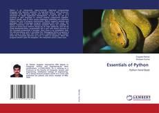 Essentials of Python的封面