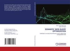 Copertina di SEMANTIC WEB QUERY OPTIMIZATION