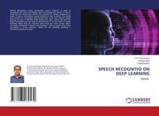 Обложка SPEECH RECOGNITIO ON DEEP LEARNING