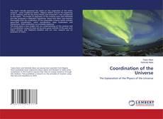 Portada del libro de Coordination of the Universe