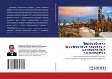 Borítókép a  Переработка фосфоритов каратау и центральных кызылкумов - hoz