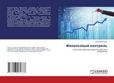 Bookcover of Финансовый контроль