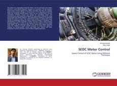 Portada del libro de SEDC Motor Control