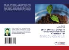 Portada del libro de Effect of Poplar Clones on Fertility Improvement in Calcareous soil