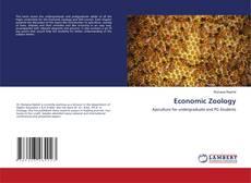 Couverture de Economic Zoology