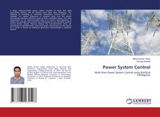 Bookcover of Power System Control