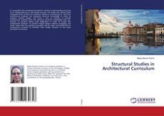 Copertina di Structural Studies in Architectural Curriculum