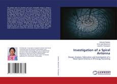 Couverture de Investigation of a Spiral Antenna