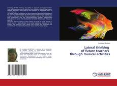 Lateral thinking of future teachers through musical activities的封面