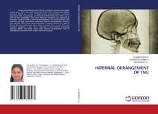 Bookcover of INTERNAL DERANGEMENT OF TMJ