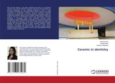 Bookcover of Ceramic in dentistry