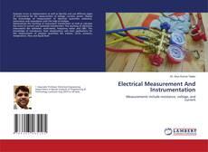 Portada del libro de Electrical Measurement And Instrumentation