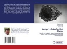 Bookcover of Analysis of Gas Turbine Blades