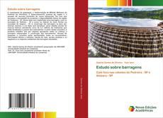Portada del libro de Estudo sobre barragens