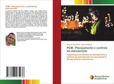 Copertina di PCM - Planejamento e controle da manutenção