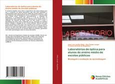 Обложка Laboratórios de óptica para alunos do ensino médio de escolas públicas