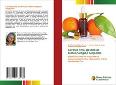 Обложка Laranja lima: potencial biotecnológico fungicida
