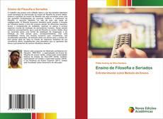 Bookcover of Ensino de Filosofia e Seriados
