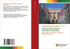 Обложка Estudos sobre Direitos Humanos e Economia
