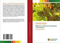 Обложка Mamona: cultivares Paraguaçu e Nordestina