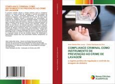 Portada del libro de COMPLIANCE CRIMINAL COMO INSTRUMENTO DE PREVENÇÃO AO CRIME DE LAVAGEM