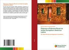 Portada del libro de Pobreza e Pobreza Rural na União Européia e América Latina