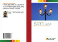 Fragmentos da sociologia kitap kapağı