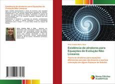 Capa do livro de Existência de atratores para Equações de Evolução Não Lineares