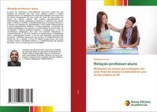 Relação professor-aluno kitap kapağı