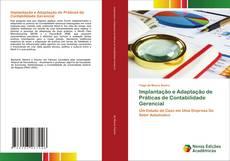 Portada del libro de Implantação e Adaptação de Práticas de Contabilidade Gerencial