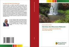 Capa do livro de Direitos dos Recursos Naturais