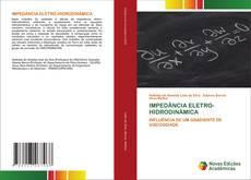 Capa do livro de IMPEDÂNCIA ELETRO-HIDRODINÂMICA