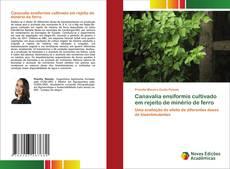 Bookcover of Canavalia ensiformis cultivado em rejeito de minério de ferro