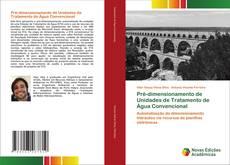 Portada del libro de Pré-dimensionamento de Unidades de Tratamento de Água Convencional