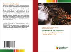Portada del libro de Hidrelétricas na Amazônia