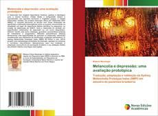 Melancolia e depressão: uma avaliação prototípica kitap kapağı