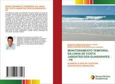 MONITORAMENTO TEMPORAL DA LINHA DE COSTA JABOATÃO DOS GUARARAPES - PE的封面