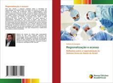 Regionalização e acesso的封面