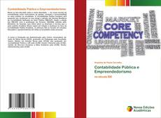 Contabilidade Pública e Empreendedorismo的封面